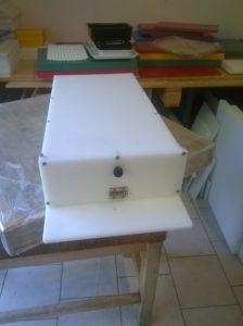 scatola porta coltelli nuovi su misura